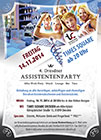 4. Dresdner Assistentenparty – After Work Party, Musik, Lounge, Bar, Tanz